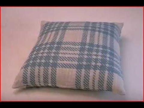 Cuscino Con Cerniera.Come Fare Un Cuscino Con Cerniera How To Make A Pillow By Saxy Dexx