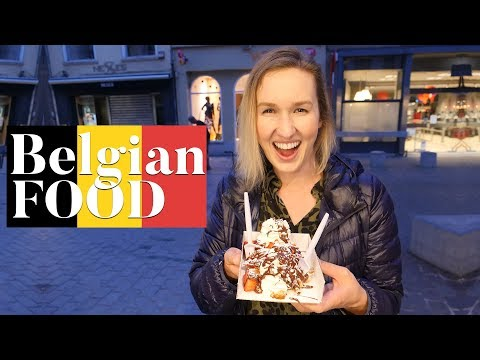 Testing Belgian Foods (Bruges, Belgium Food Tour) | Eileen Aldis Travel Channel