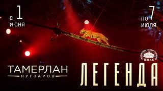 Уникальное цирковое шоу «Легенда»