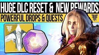 Destiny 2 | HUGE WEEKLY RESET & NEW REWARDS! 600 Power Gear, Iron Banner & Eververse (18th Sept)