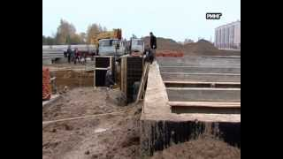 видео В Луховицах строят центр для нужд соцзащиты
