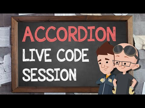 Accordion: Live Code Session - Supercharged