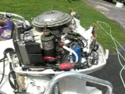 009 johnson 115hp outboard boat motor yarcraft boat youtube for 115 johnson outboard motor