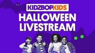 KIDZ BOP Halloween Livestream