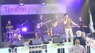 Malky - Who's Order & Diamonds - Theatron Pfingstfestival Munich 2014-05-24