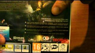 Quantum Theory Unboxing PS3 HD