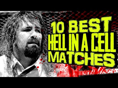 10 Best WWE HELL IN CELL Matches