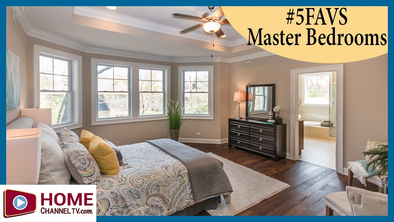 Our 5 Favorite Master Bedroom Designs In 2016 5favs Youtube