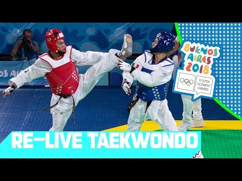 RE-LIVE | Day 03: Taekwondo | Youth Olympic Games 2018 |Buenos Aires Mp3