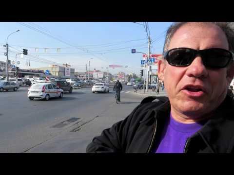 Central Market—Novosibirsk Russia