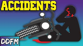 5 Common Motorcycle Accidents and How To Avoid Them