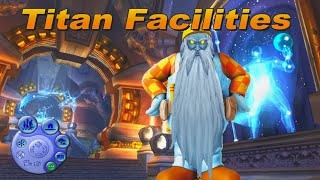 The Story of The Titan Facilities on Azeroth [Lore]