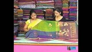 Latest Kollam Pattu Sarees | Sogasu Chuda Tarama