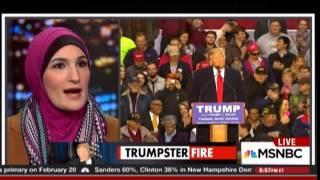 Linda Sarsour & Ezra Klein on MSNBC