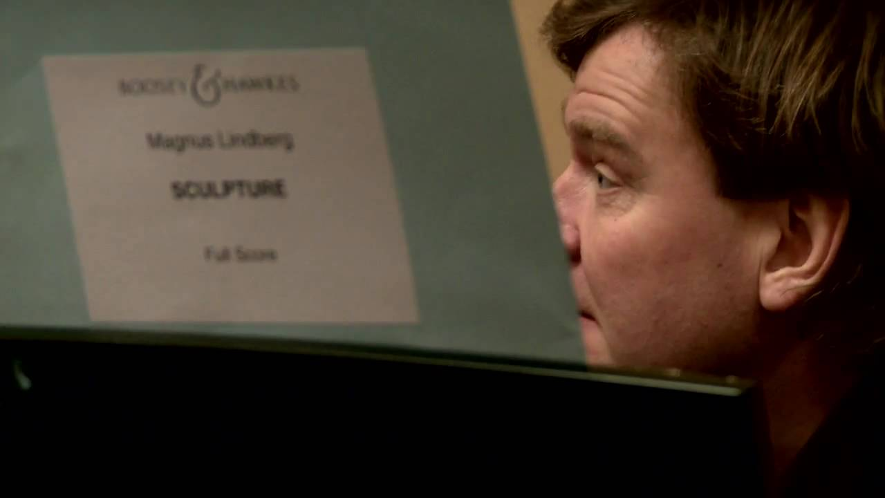 Composer-in-Residence Magnus Lindberg