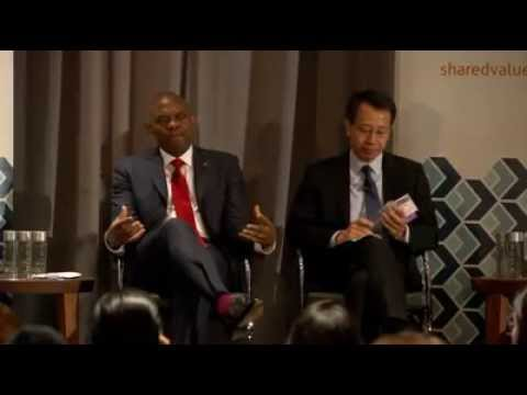 Investing in Prosperity: A Conversation with Global Leaders