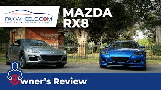 Mazda RX8 2005 vs 2011 Model Owners Review | PakWheels