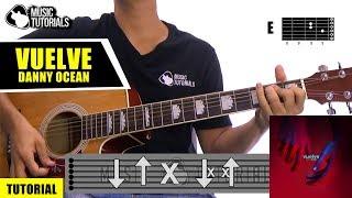 cómo tocar vuelve de danny ocean en guitarra tutorial pdf gratis