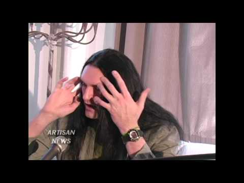 TYPE O NEGATIVE PETER STEELE INTERVIEW TRIBUTE, PART 1