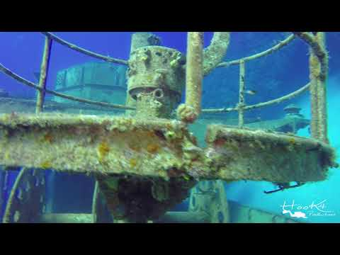 GRAND CAYMAN Diving April 2019