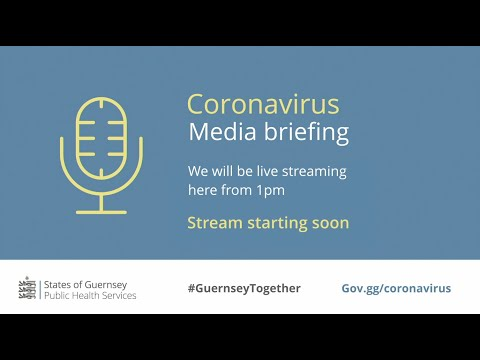 COVID-19 Media Briefing - Thursday 7th May 2020