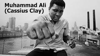 Памяти Великого боксера Мохаммеда Али посвящается....