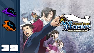 Let's Play The Phoenix Wright: Ace Attorney Trilogy - Part 39 - So.... Can I Borrow Fifty Bucks?