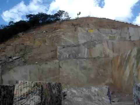 Sedna Granite Quarry In Brazil Youtube
