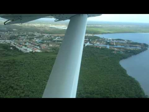 Belize tropic air flight to SanPedro island 2016