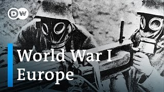 World War 1 Explained (1/4): The Aftermath in Europe  | DW English