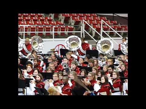 Arkansas Razorback Marching Band Spectacular