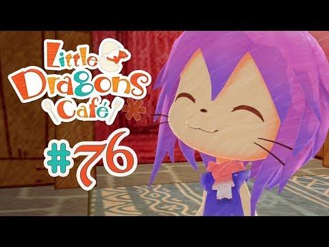 🐲 Little Dragons Cafe - Let's Play #76 【 Deutsch / German 】 - Die Suche nach den Schuppenteilen thumbnail