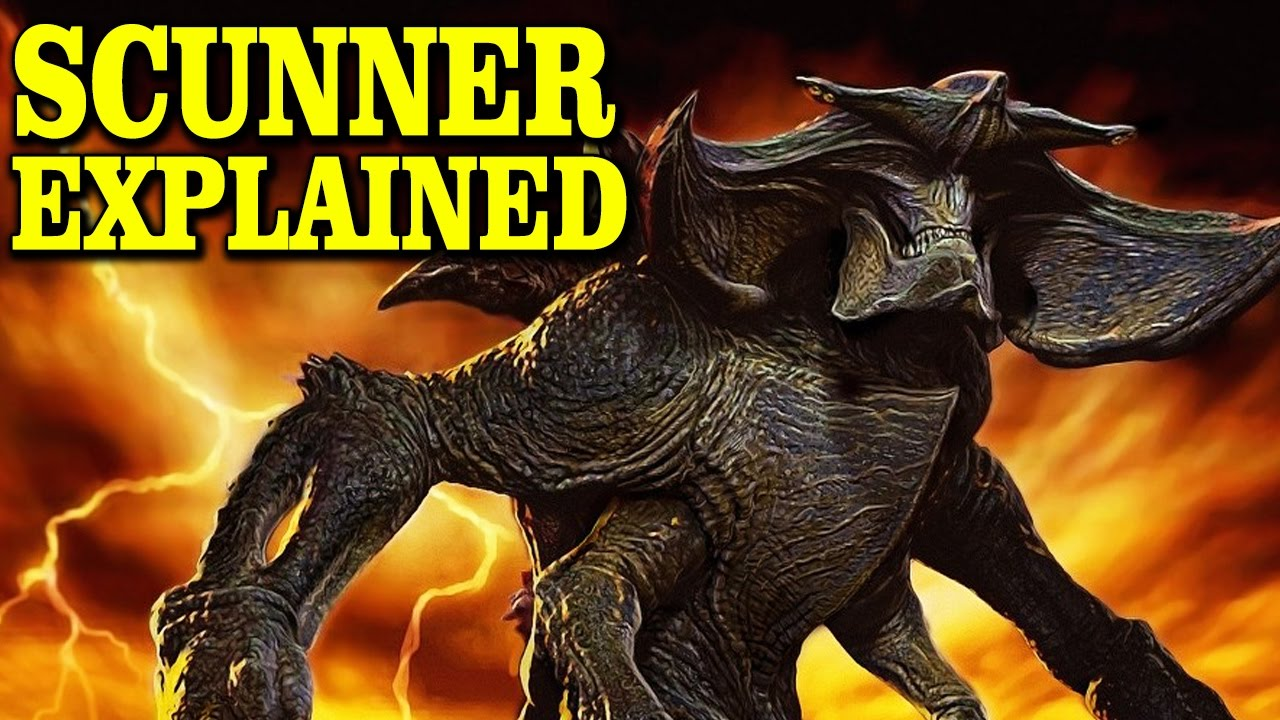 SCUNNER EXPLAINED - CATEGORY 4 KAIJU PACIFIC RIM - YouTube Pacific Rim Kaiju Category 4