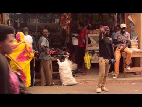 Bujumbura, Burundi, Central Market