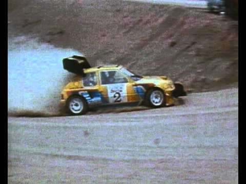 Too Fast to Race - The Group B Rally Monsters