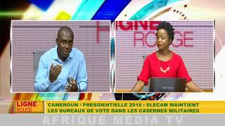 CAMEROUN / PRÉSIDENTIELLE 2018 : ELECAM maintient les bureaux de vote dans les casernes militaires