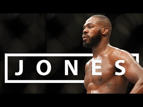 "Jon ""Bones"" Jones Highlights || ""Angry Johnny"""