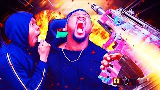 MY BRO WAS CARRYING UNTIL I SNAPPED! 2 BROTHERS 🔥 INTENSE 1 V 3 WIN BLACKOUT  BO4 CALL OF DUTY