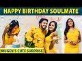 Mugen's Birthday Surprise for Sparkle | Yasmin Nadiah | Mugen Rao | Bigg Boss Tamil | LittleTalks