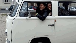 Vlog #19 Driving a T1 in Italy - Florence & Viareggio, Italy