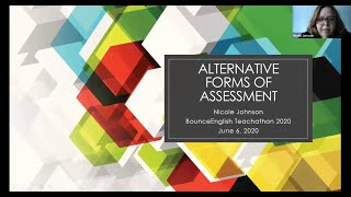Alternative Forms of Assessment with Nicole Johnson