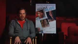 Michael C. Hall talks about The Trouble With Bliss