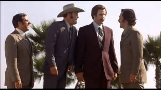 Anchorman - You Sound Like A Gay