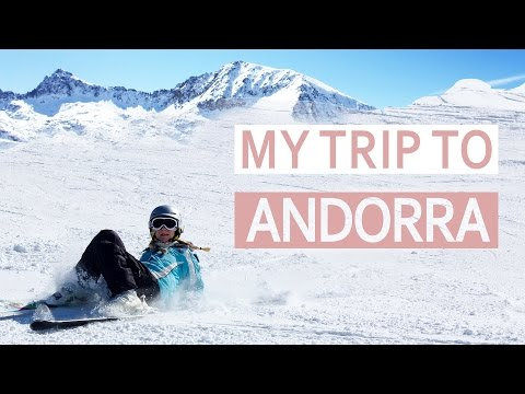 My Trip To Andorra