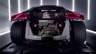 Тест драйв Audi R8 V10 - Test drive Audi R8 V10
