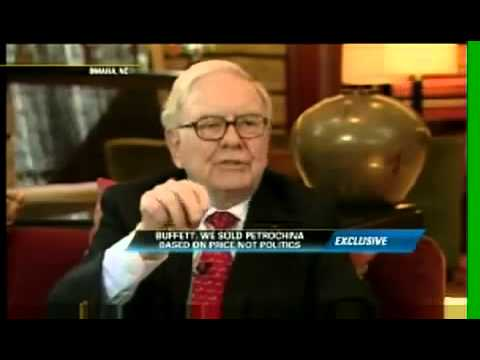 Warren Buffett Interview on How to Read Stocks