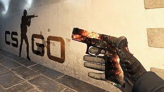CS:GO - P250 | Supernova Gameplay