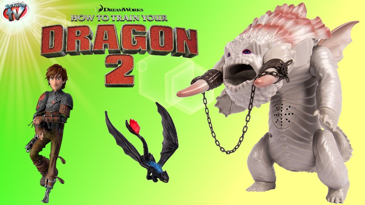 how to train your dragon 2 bewilderbeast ice beast final