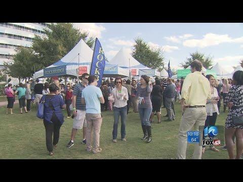 27th annual Virginia wine festival in Norfolk