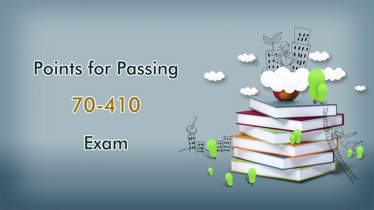 How To Pass Microsoft 70 410 Exam With Passtcert Microsoft Windows